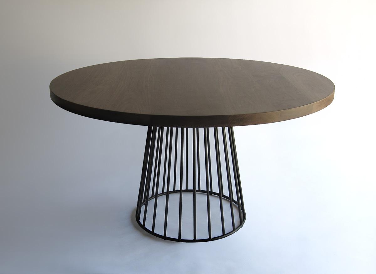 Phase Design Reza Feiz Designer Wired Dining Table