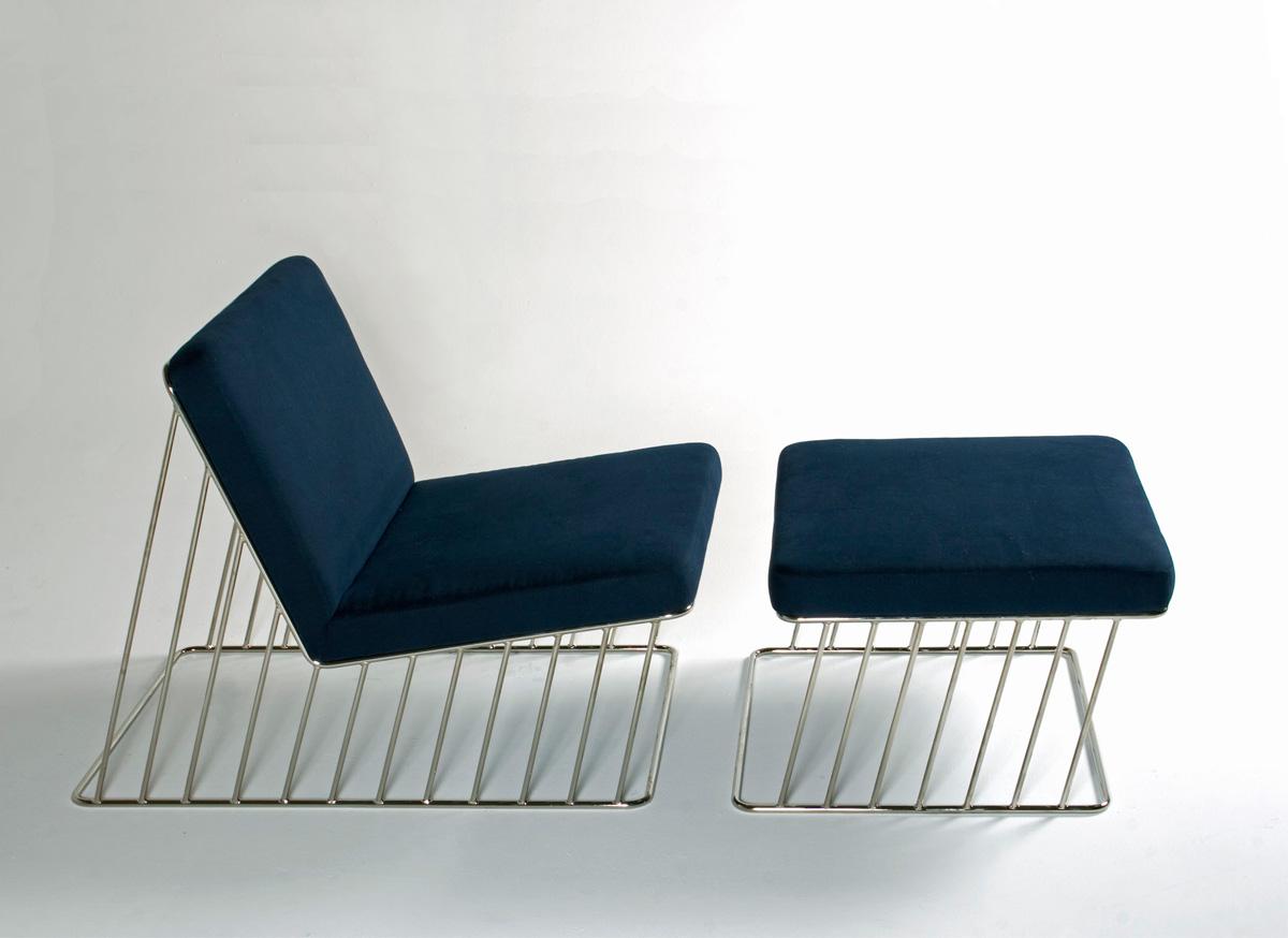 Phase Design | Reza Feiz Designer | Wired Italic Lounge (Indoor ...