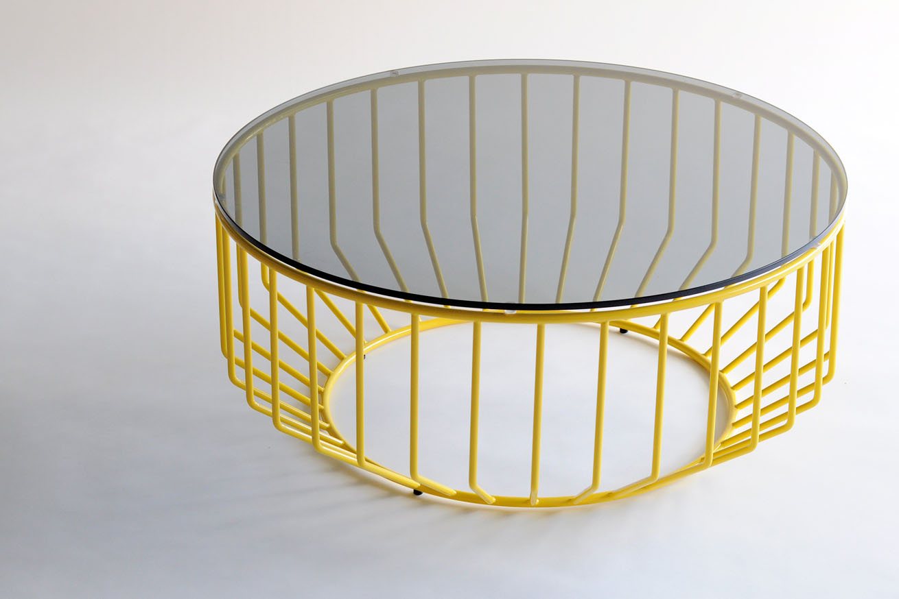 Phase Design   Reza Feiz Designer   Wired Coffee Table - Phase ...