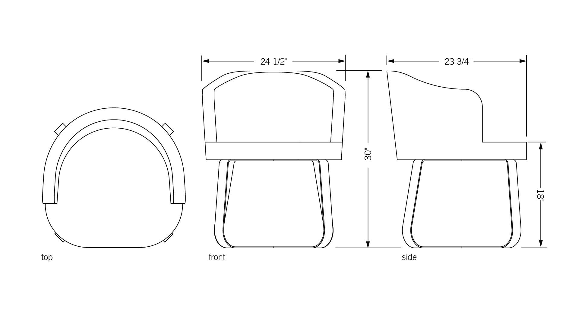 Phase Design Reza Feiz Designer Primi Personal Chair Phase
