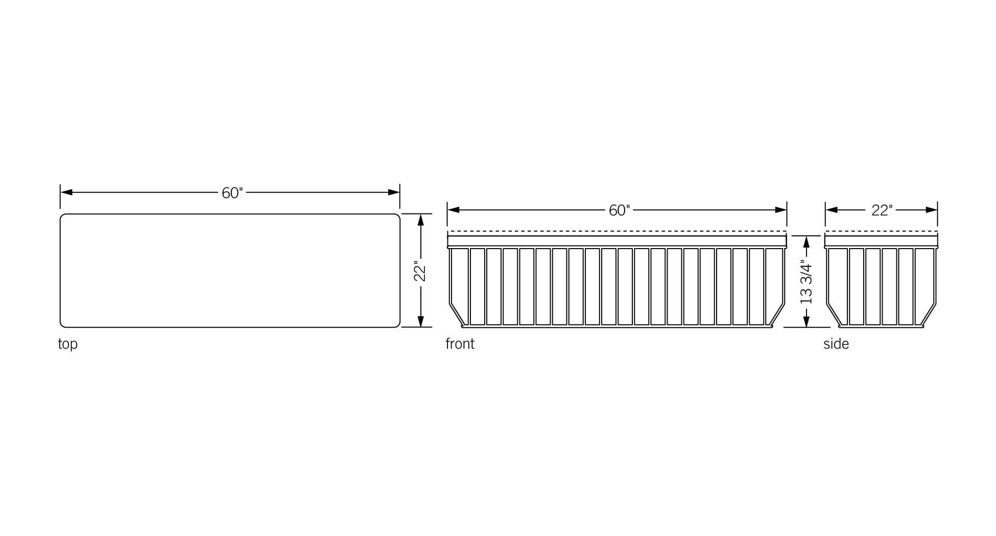 Phase Design | Reza Feiz Designer | Wired Bench - Phase Design ...