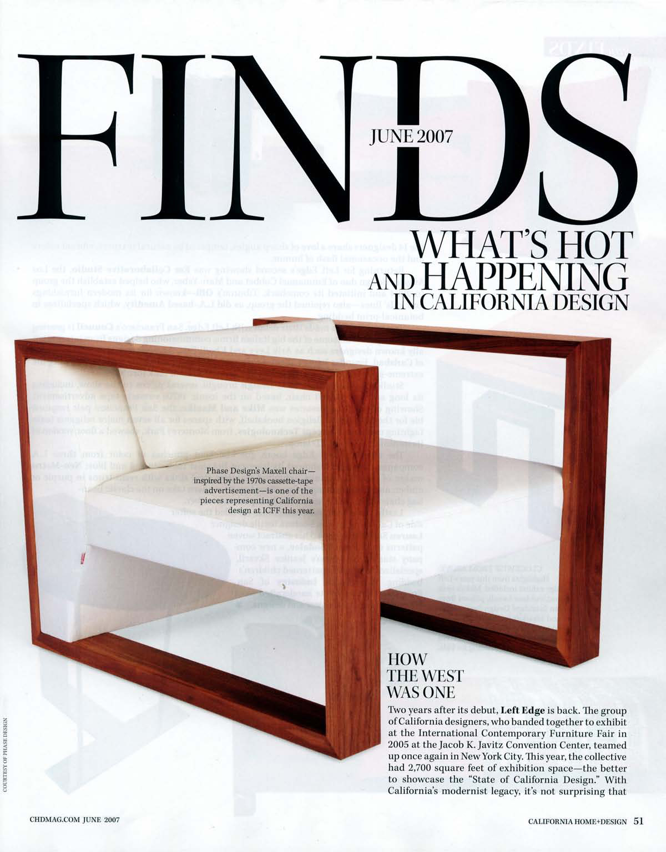 Phase Design | Reza Feiz Designer | CA Home+Design - Phase Design ...