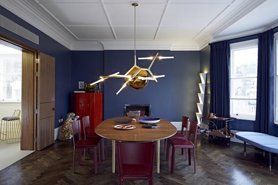 Wallpaper Magazine - Wallpaper Apartment - Sloane Sq.