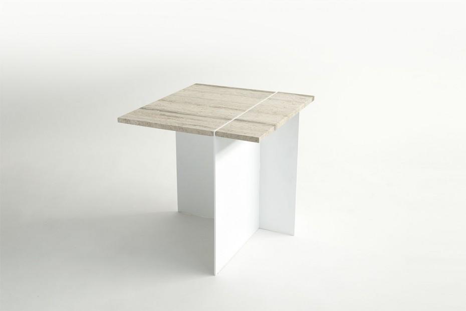 Phase design reza feiz designer division side table for Table design with div