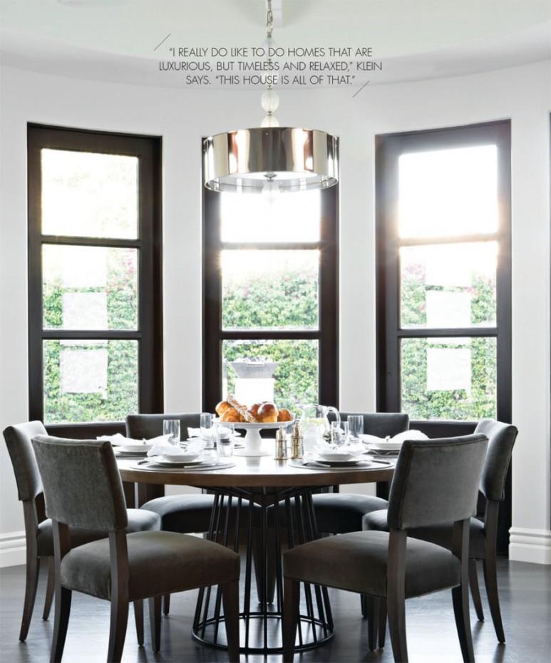 2015 Summer-Fall Modern Luxury Interiors Story