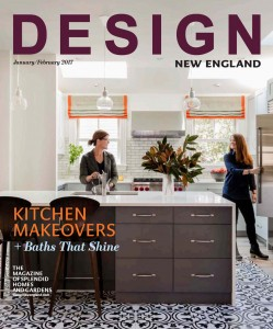 Design New England - cover
